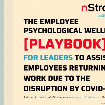 Psychological Wellbeing Playbook